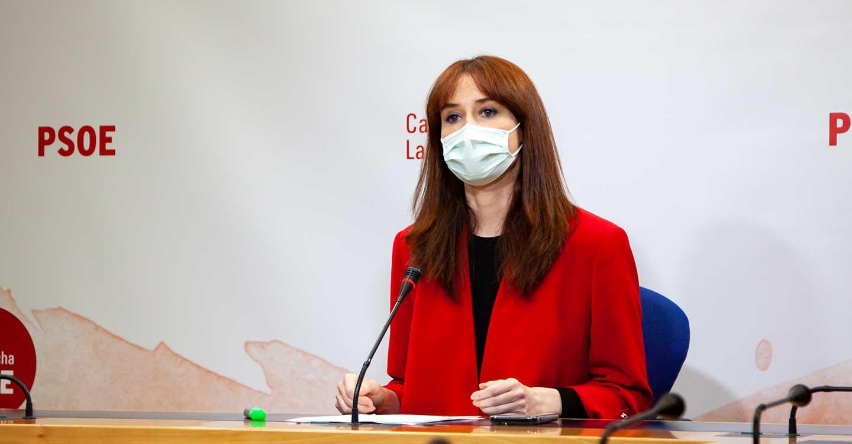 """López: """"En un contexto de crisis como la actual, las ayudas a los colectivos sociales serían las primeras en quedarse a cero con el PP"""""""