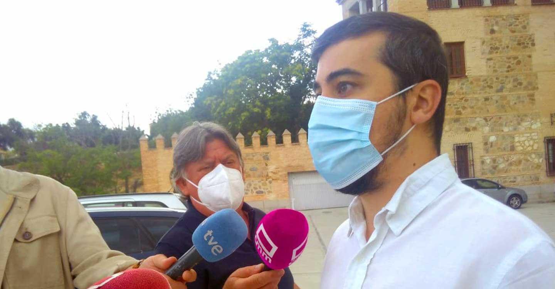 """Podemos C-LM presenta una iniciativa ante las Cortes para """"dignificar"""" el trabajo del personal sanitario en Castilla-La Mancha"""
