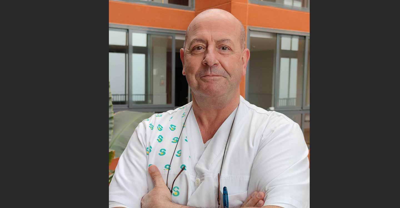El doctor Julio Cuevas Morales, nuevo director general de Atención Primaria