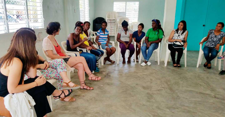 Un documental de ACPP Castilla-La Mancha muestra la vida en los asentamientos azucareros dominicanos
