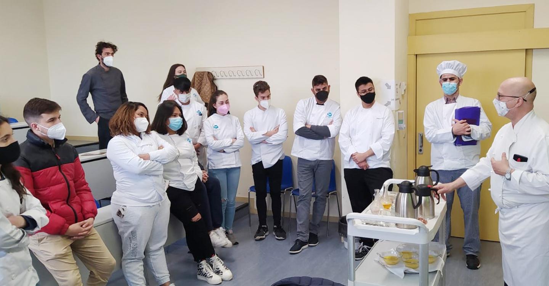 La DOP Azafrán de La Mancha retoma los talleres de formación presenciales en escuelas de hostelería