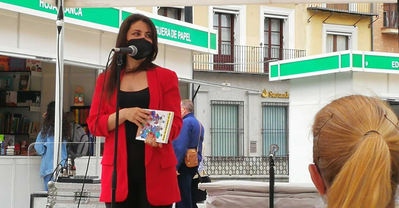 """""""En las trincheras del COVID"""" llega a la Feria del Libro de Toledo"""