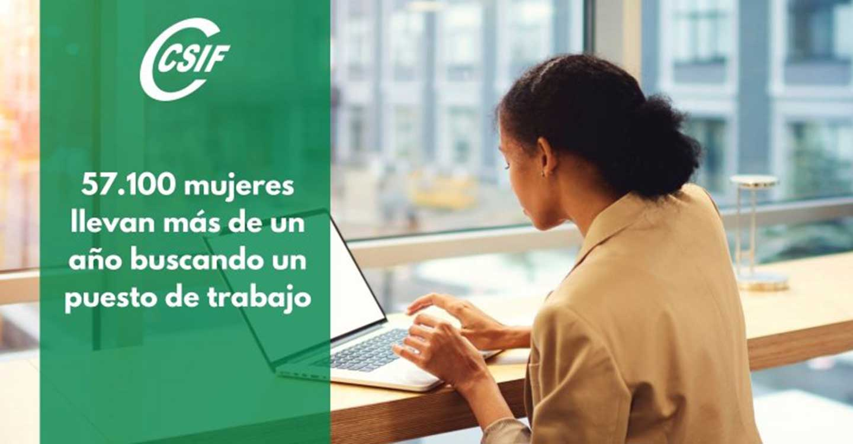 """CSIF CLM : """"La EPA revela la vulnerabilidad del empleo femenino en la región"""""""