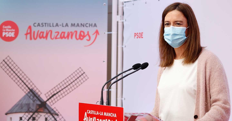 """Padilla: """"Núñez está en la carrera electoral del 4-M, el Gobierno de Page en vencer al virus y ayudar a los ciudadanos y ciudadanas"""""""