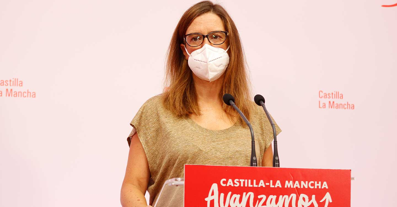 """Padilla destaca la """"receta"""" para combatir la pandemia en CLM de la mano de la vacunación y las ayudas económicas"""