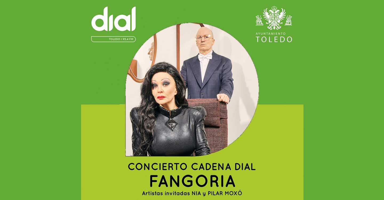 El tributo al Rey León, copla con María Rubí y el concierto de Fangoria, en la agenda de mañana martes de Feria