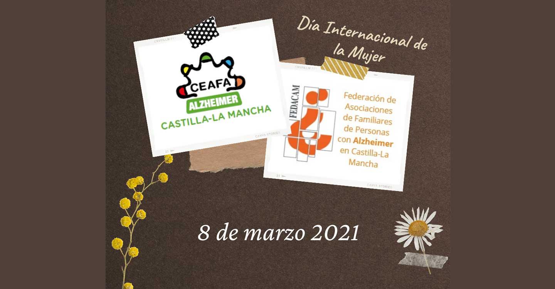 FEDACAM y CEAFA, reivindican el papel esencial de las mujeres y su contribución a la calidad de vida de las personas con demencia