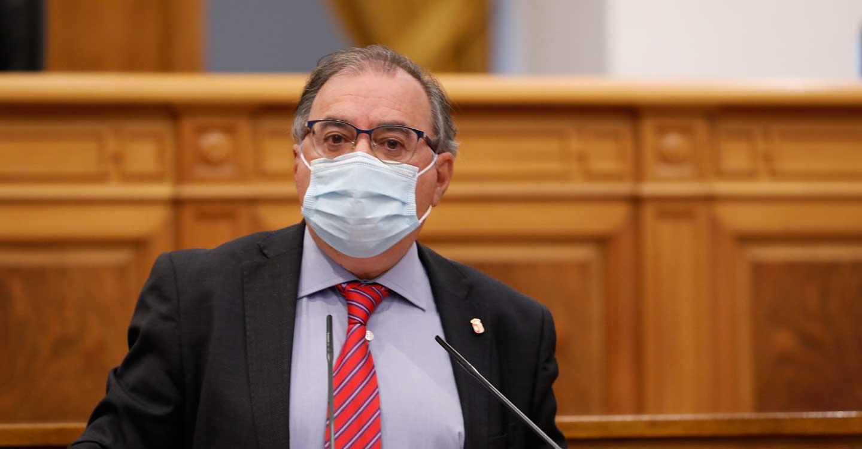 """Mora subraya que """"hoy estamos hablando de ayudas"""" frente a los """"recortes"""" del PP de CLM en la anterior crisis"""