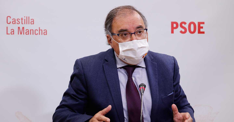 """Mora aplaude el respaldo de Cecam a las ayudas puestas en marcha en CLM y lamenta que Núñez solo """"muestra lealtad"""" a Ayuso"""