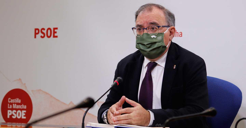 """Mora: """"La única política posible y digna es la de contener el virus y ayudar a la gente"""""""