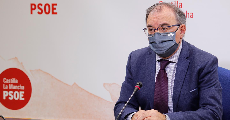 Mora recuerda al PP que votó una rebaja de im-puestos en las Cortes de CLM a iniciativa de Page