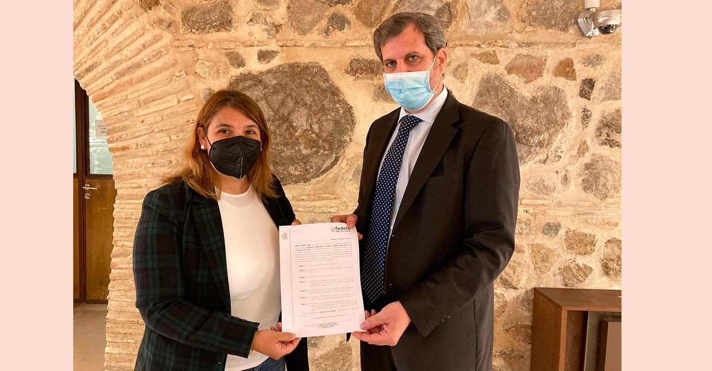 García Élez apoya a FEDETO para la inclusión al CNAE sectores productivos que han visto mermada su facturación por la pandemia de la Covid-19