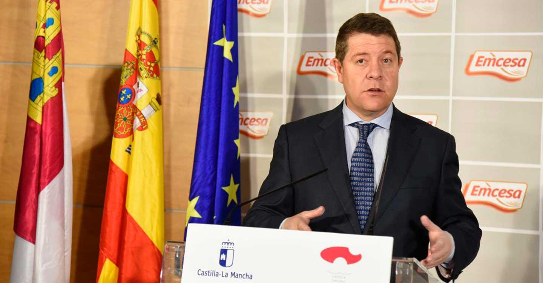 """García-Page reitera su admiración a la labor de los sanitarios y asegura que la Administración """"siempre dará la cara por ellos"""""""