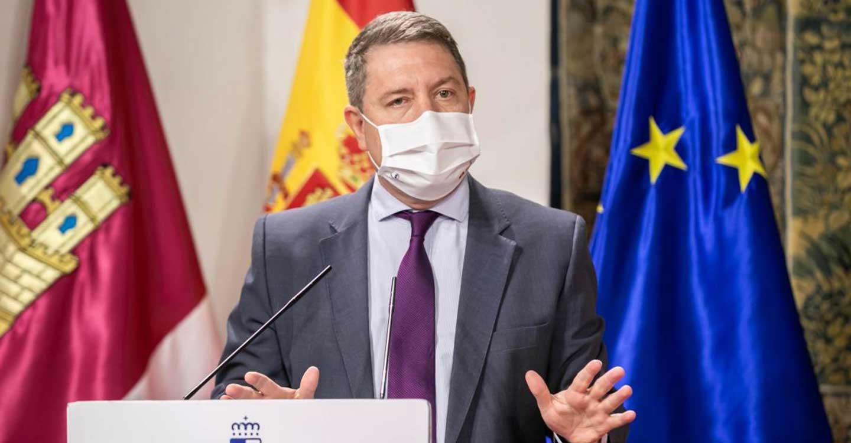 García-Page compromete que todo el dinero que pueda rescatarse por el IVA de 2017 irá destinado a la recuperación económica y del empleo