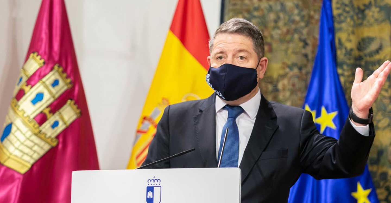 García-Page anuncia una nueva oferta pública de empleo para los años 2023 a 2027 con 10.000 plazas para sanitarios, docentes y el resto de la Administración