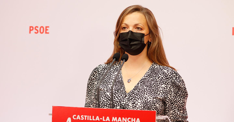 """García Saco: """"Es triste ver al PP de CLM negar la recuperación y el avance de la vacunación"""""""