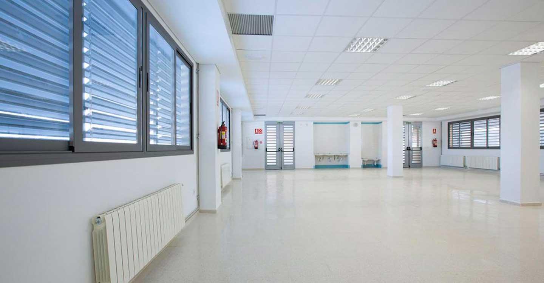 El Gobierno de Castilla-La Mancha destina 4.500.000 euros a la mejora de la eficiencia energética y de la accesibilidad de 167 centros educativos