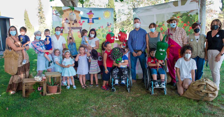 El Gobierno de Castilla-La Mancha acerca la educación ambiental al Hospital Nacional de Parapléjicos con actividades del programa de Educación Ambiental Vivero Central de Toledo