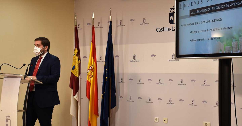 El Gobierno regional convoca nuevas ayudas de rehabilitación energética de vivienda por valor de 4,6 millones de euros