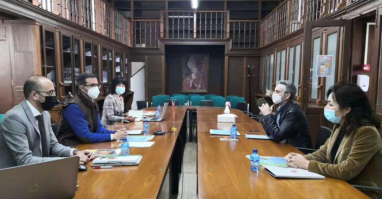 El Gobierno de Castilla-La Mancha y el 'Instituto Confucio' de la UCLM seguirán colaborando en la difusión de la lengua y la cultura de China