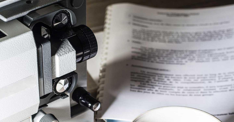El Gobierno de Castilla-La Mancha convoca las ayudas, por importe de 50.000 euros, para la elaboración de guiones de largometrajes cinematográficos