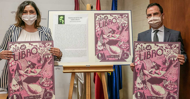 La Junta de Comunidades de Castilla-La Mancha celebrará el Día del Libro con medio centenar de actividades por toda la región