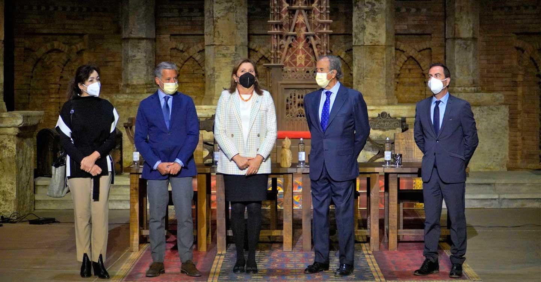 """El Gobierno de Castilla-La Mancha y Puy Du Fou España lanzan la III edición del concurso escolar """"Un viaje a través de la historia"""""""