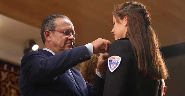 El Gobierno de Castilla-La Mancha reconoce a 73 integrantes de la Policía Local por su trayectoria, una actuación meritoria o la permanencia en el servicio