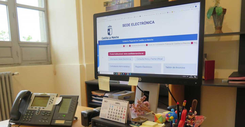 El Gobierno de Castilla-La Mancha crea un Registro de Personal Funcionario Habilitado para impulsar la administración electrónica en la Junta