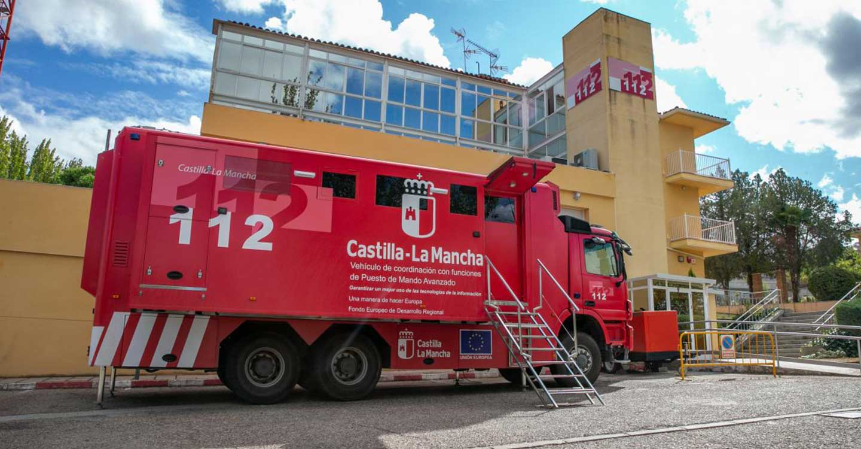 El Gobierno de Castilla-La Mancha y Repsol Butano refuerzan la coordinación para responder ante situaciones de emergencia a través del 1-1-2
