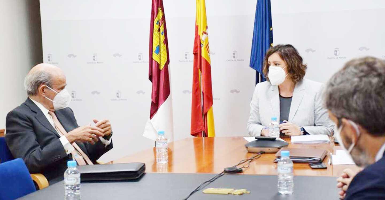 El Gobierno de Castilla-La Mancha subraya su compromiso en el apoyo al impulso de la innovación y la sostenibilidad en la actividad industrial y minera