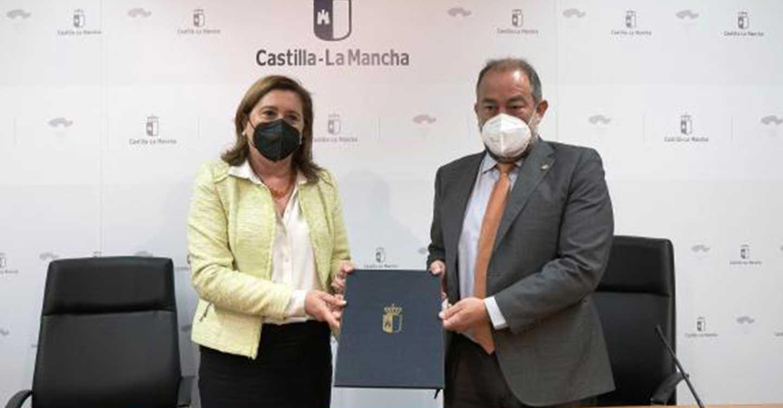 El Gobierno de Castilla-La Mancha y la UCLM trabajan ya en un nuevo acuerdo para los próximos años basado en el cumplimiento de objetivos