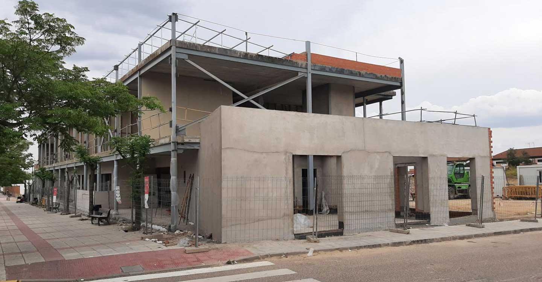 El Gobierno de Castilla-La Mancha adjudica las obras de la segunda fase del IESO 'Olías de Rey' por un importe superior a 1.600.000 euros
