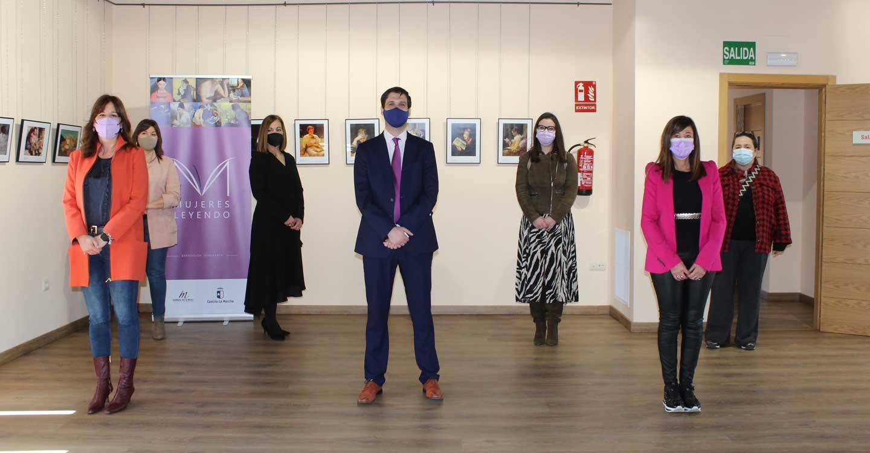 El Gobierno de Castilla-La Mancha apuesta por la cultura y el arte para visibilizar el papel de las mujeres e impulsar la igualdad de género