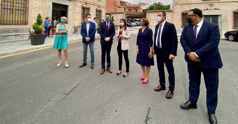 El Gobierno de Castilla-La Mancha aumenta en 1.600 horas el Servicio de Ayuda a Domicilio en colaboración con el Ayuntamiento de Fuensalida