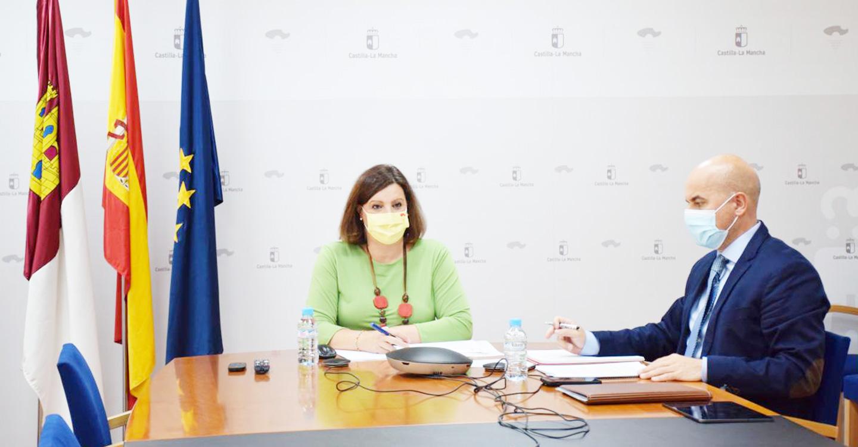 El Gobierno de Castilla-La Mancha aboga por trabajar de manera homogénea con las Cámaras de Comercio en el conjunto del país