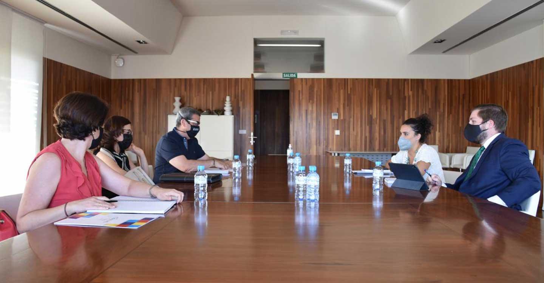 El Gobierno de Castilla-La Mancha contará con el CERMI en la elaboración del Plan regional de Vivienda