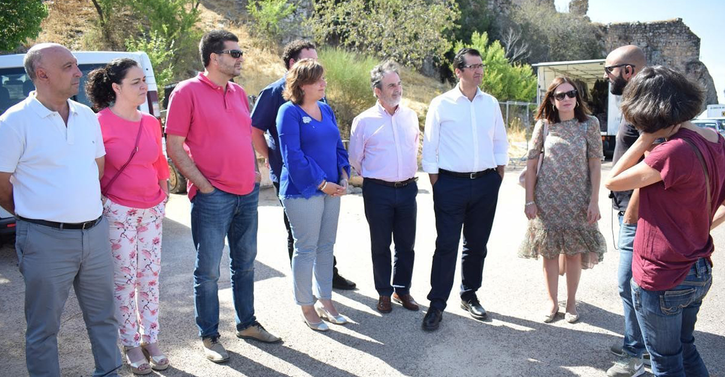 El Gobierno de Castilla-La Mancha ha colaborado en el rodaje de más de un centenar de producciones audiovisuales en la región a través de la Film Commission