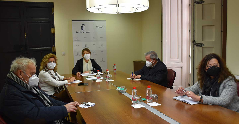 El Gobierno de Castilla-La Mancha destina 3,1 millones de euros para el desarrollo de programas y servicios de atención a personas mayores
