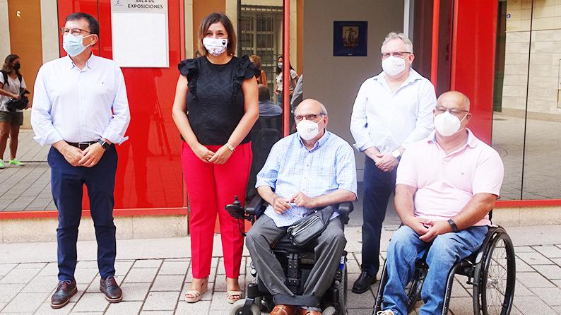 El Gobierno de Castilla-La Mancha facilita a personas con discapacidad física y orgánica la realización de prácticas formativas en museos y parques arqueológicos