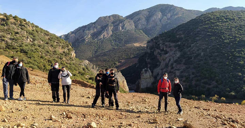 El Gobierno regional finaliza la temporada del programa 'Vive tu Espacio' con más de 150 actividades desarrolladas en parques naturales y otros espacios protegidos de Castilla-La Mancha y 2.500 participantes