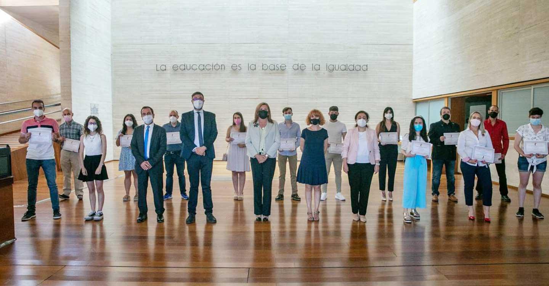"""El Gobierno de Castilla-La Mancha reitera su compromiso por la FP """"una enseñanza que tiene el mismo prestigio que cualquier otra de las que se imparten"""""""