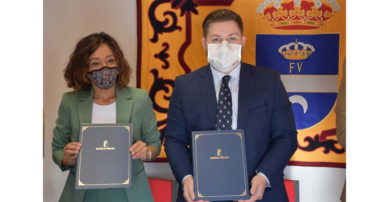 El Gobierno regional renueva el Convenio del ASTRA de Olías del Rey con más frecuencias y más horarios