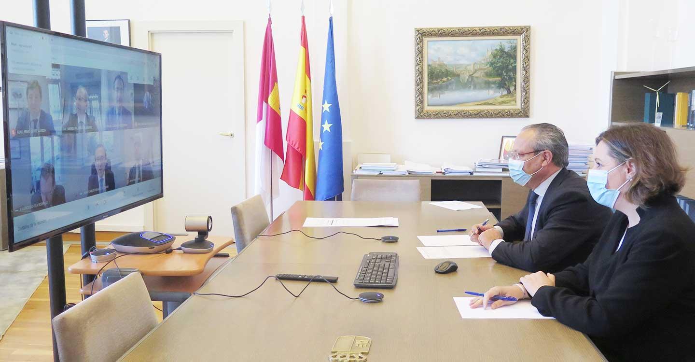 El Gobierno regional muestra su satisfacción porque las previsiones estiman que Castilla-La Mancha supere en 2022 el nivel de PIB anterior a la pandemia