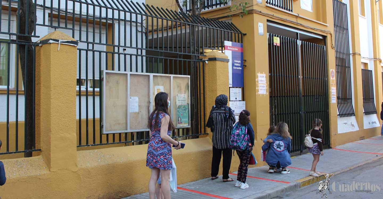 El Gobierno regional trabaja para que la mayoría de los centros educativos de Castilla-La Mancha abran el próximo miércoles