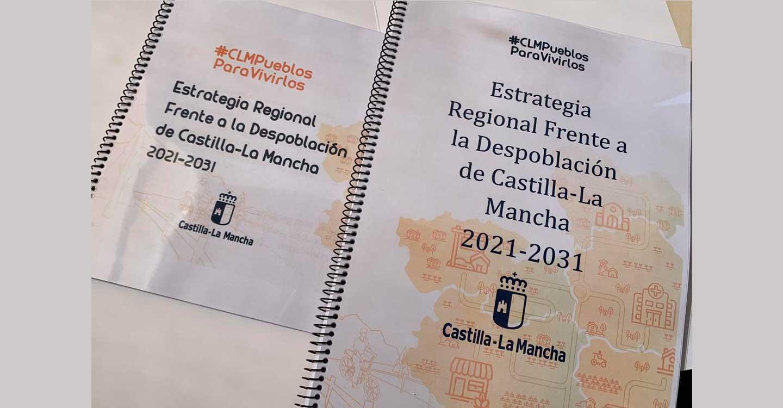 El Gobierno de Castilla-La Mancha inicia el proceso de participación ciudadana del borrador de la Estrategia Regional frente a la Despoblación