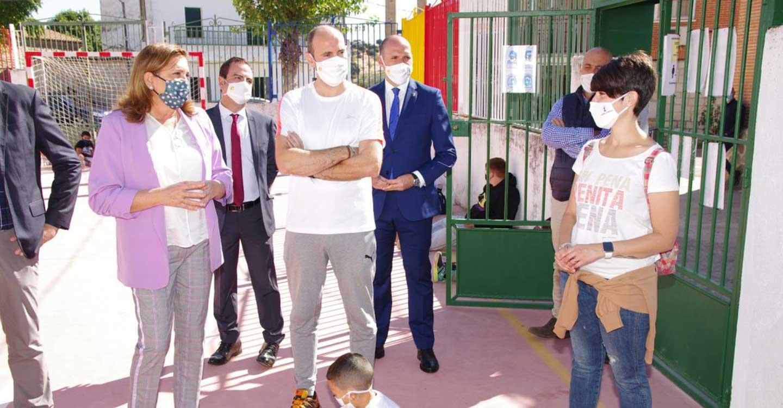 El Gobierno del presidente García-Page muestra su compromiso con la educación en las zonas rurales reabriendo cuatro escuelas en este curso