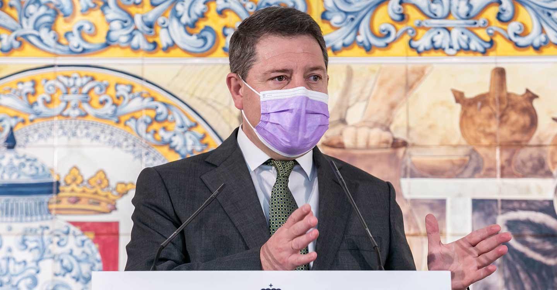El Gobierno regional quiere tener vacunada, frente al Covid, al 70% de la población a final del verano y a los mayores de 70 años en el mes de mayo