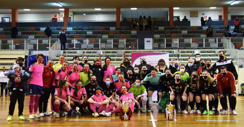El Gobierno local del Ayuntamiento de Toledo respalda la final del V Trofeo de la JCCM de Fútbol Sala Femenino celebrada en Toledo