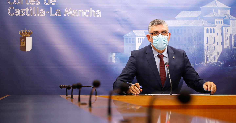 El Gobierno de Castilla-La Mancha prevé trasladar a las Cortes regionales siete proyectos de ley en el quinto periodo de sesiones, que el jueves celebra su primer Pleno